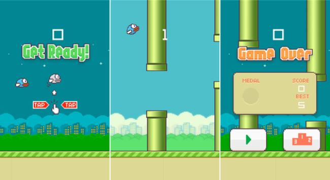 Phản hồi tích cực của dư luận thế giới về Flappy Bird