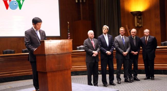 Bỏ cấm vận là quyết định bước ngoặt trong quan hệ Việt - Mỹ