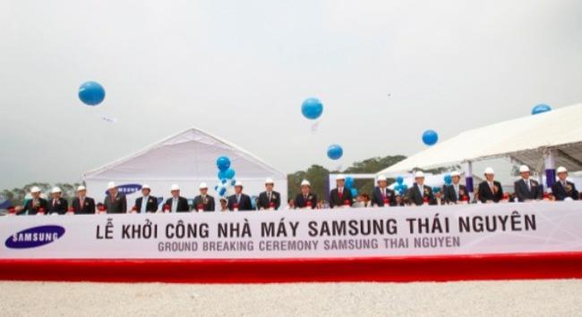 SCIC sẽ mua cổ phần của Tập đoàn Samsung?