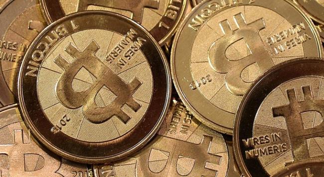 """""""Cơn bão"""" đồng tiền ảo Bitcoin ở Mỹ"""