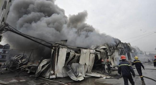 Vụ cháy ở Vạn Phúc: Đã xác định được nguyên nhân của vụ việc
