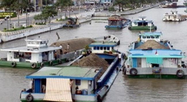 Động thổ dự án 200 triệu USD về giao thông thủy