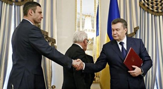 Nhìn lại cuộc biến động chính trị làm rung chuyển châu Âu ở Ukraine