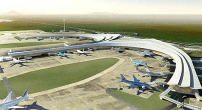 """Tân Sơn Nhất """"giục"""" tiến độ dự án sân bay Long Thành"""