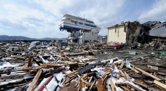 Nhật Bản 3 năm sau thảm họa động đất, sóng thần