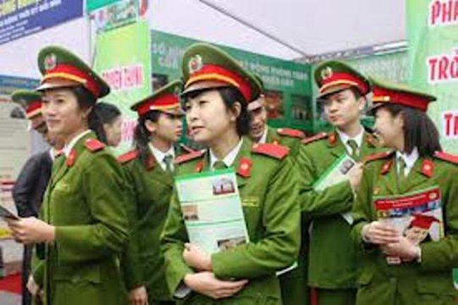 Thành lập Học viện Chính trị Công an nhân dân