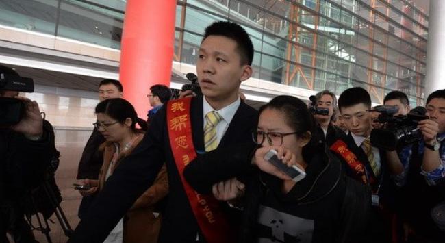 Trung Quốc chờ đợi thông tin về máy bay mất tích