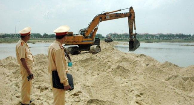 Giải pháp ngăn chặn tận gốc nạn khai thác cát lậu