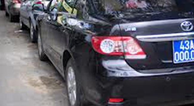 Lập đội 'taxi công', Đà Nẵng cấm dùng ngân sách mua ôtô