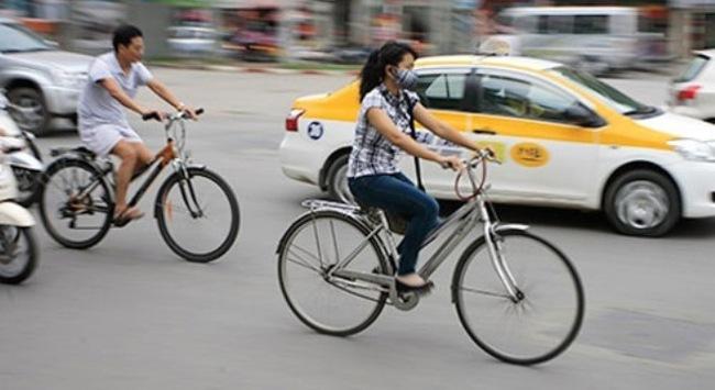 Hà Nội sắp có xe đạp công cộng?
