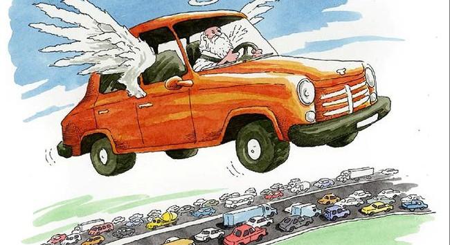 Ngành công nghiệp ôtô: Không thể... 'cài số lùi'
