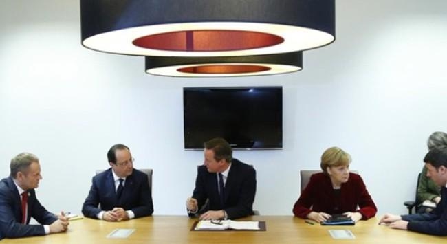 Nghị viện châu Âu ra biện pháp trừng phạt Nga