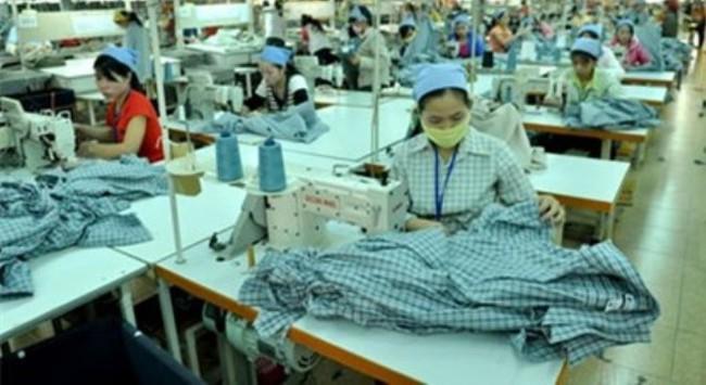 Doanh nghiệp dệt may nước ngoài tấp nập đến Việt Nam