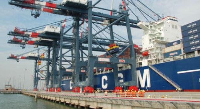 Công ty vận tải Nhật Bản sẽ tham gia xây dựng cảng Thị Vải