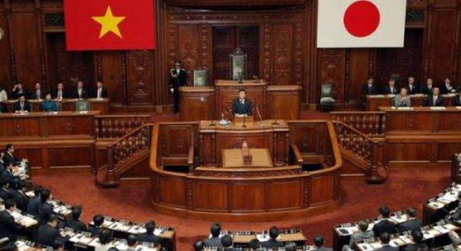 Việt Nam đặt niềm tin vào thành công của Nhật Bản