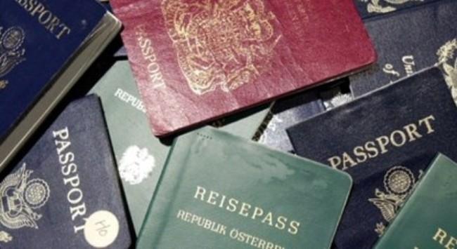 Cận cảnh thủ đoạn làm giả hộ chiếu bị đánh cắp