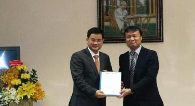 Bổ nhiệm ông Bùi Huy Sơn giữ chức Cục trưởng Cục Xúc tiến thương mại