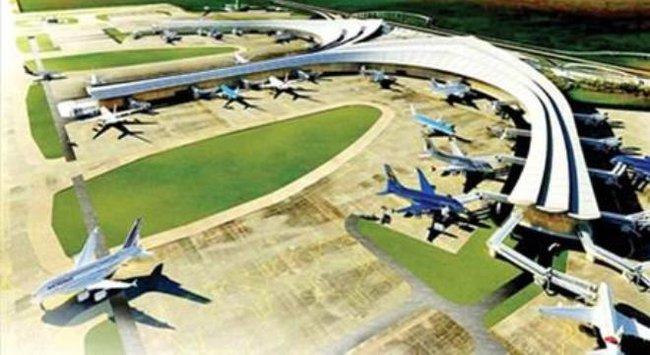Cục hàng không: Sân bay Long Thành lớn, vẫn xấu hổ