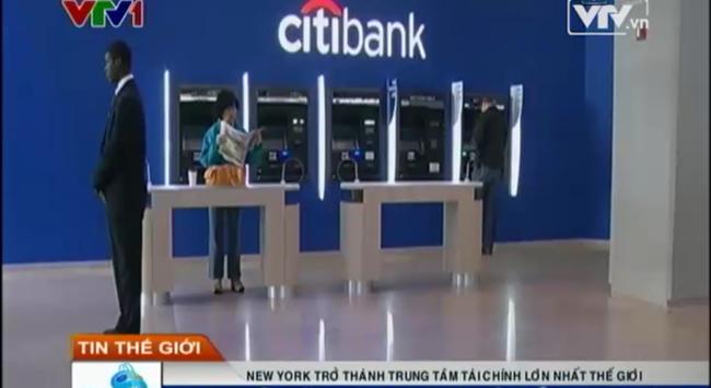 Vì sao Trung tâm tài chính New York soán ngôi London?