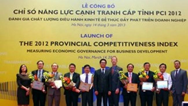 Ông Đậu Anh Tuấn Trưởng Ban Pháp chế của VCCI nói về PCI năm 2013