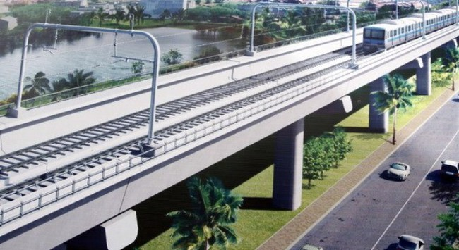 TP.HCM kêu gọi gần 1 tỷ USD vốn cho tuyến đường sắt đô thị số 5