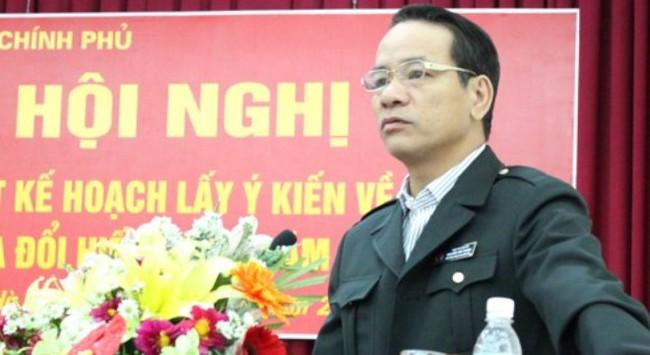 Phó tổng Thanh tra Chính phủ làm Phó bí thư Lạng Sơn