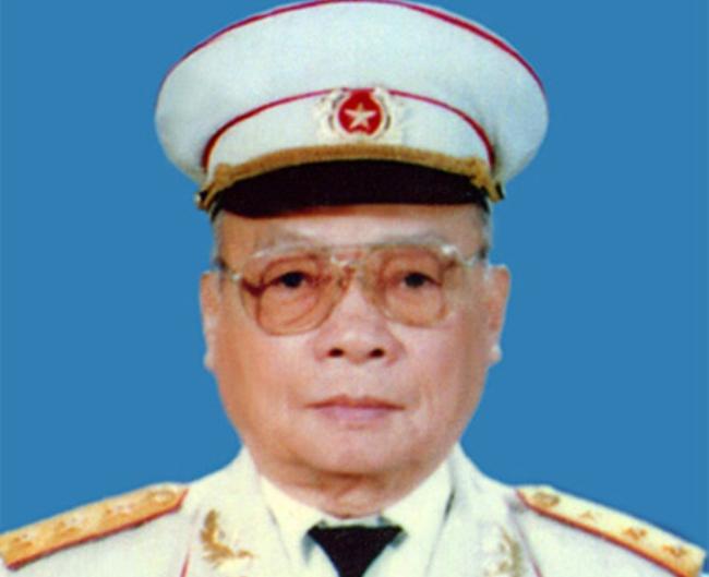 Thượng tướng Phùng Thế Tài qua đời