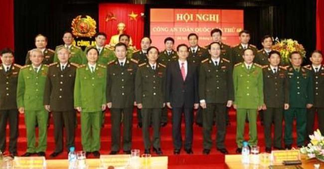 Thủ tướng chấp nhận đề xuất thêm Đại tướng Công an