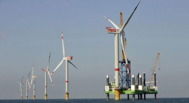 Chi 1.200 tỷ đồng xây dựng nhà máy điện gió Cốc Hải 1