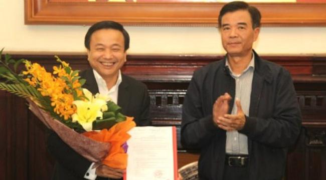 Điều động ông Nguyễn Danh Huy giữ chức Vụ trưởng - Trưởng ban PPP