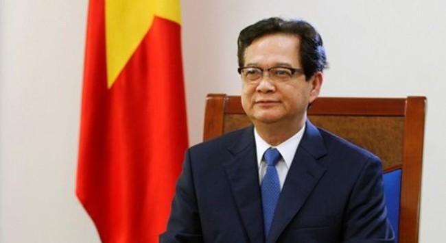 Thủ tướng Nguyễn Tấn Dũng trả lời phỏng vấn hãng tin Bloomberg (Hoa Kỳ)