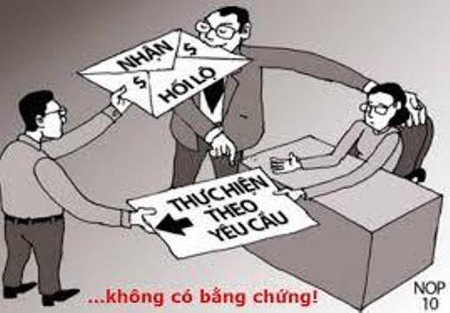 Lâm Đồng: Ban Nội chính mua tin tham nhũng giá 10 triệu
