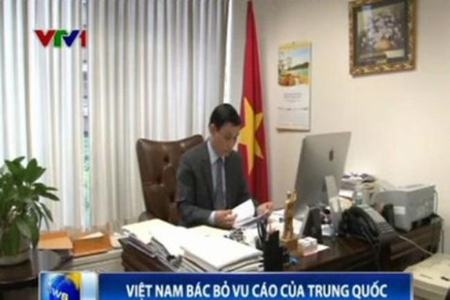 Việt Nam bác bỏ vu cáo của Trung Quốc