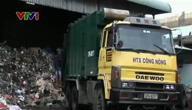 TP.HCM: Gần 4.000 công nhân vệ sinh môi trường bị nợ lương