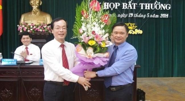 Nguyên Trưởng ban truyền hình đối ngoại VTV làm Phó chủ tịch Nam Định