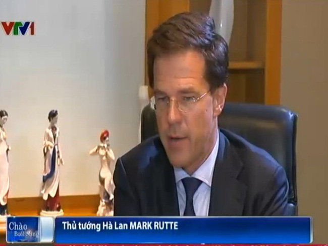 """Thủ tướng Hà Lan: """"Chúng tôi rất ấn tượng với tăng trưởng của Việt Nam"""""""