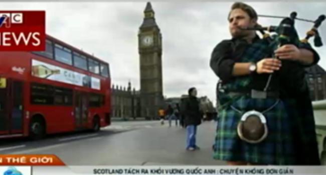 Scotland tách ra khỏi Vương quốc Anh: Chuyện không đơn giản