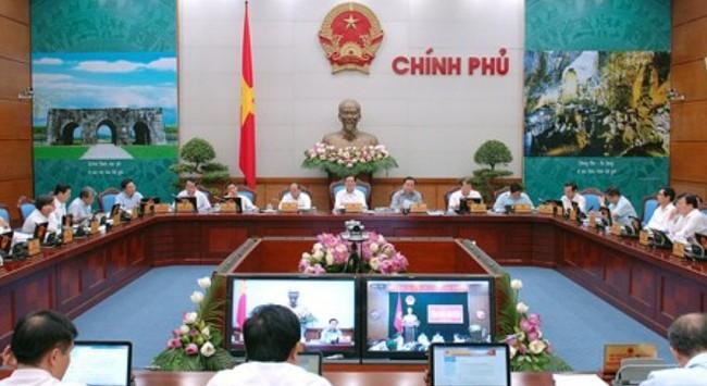 Thủ tướng: Không điều chỉnh chỉ tiêu phát triển kinh tế-xã hội