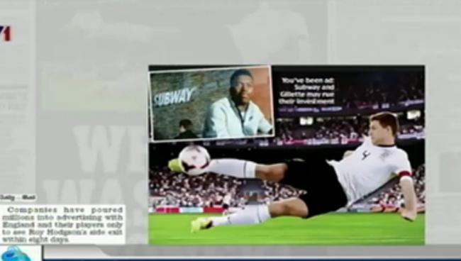 """Kết thúc vòng bảng World Cup: Các nhà tài trợ """"kẻ khóc người cười"""""""