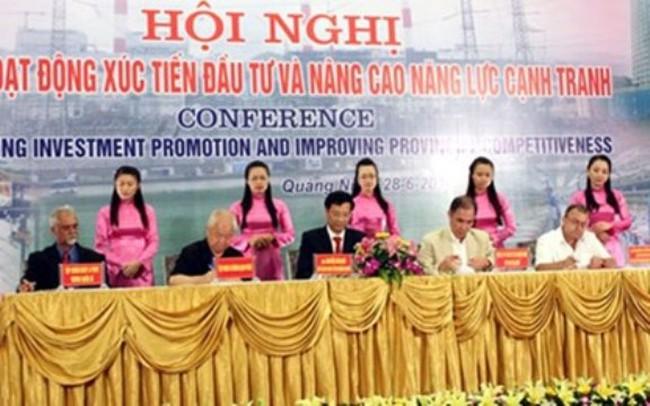 Quảng Ninh tiếp nhận 8 dự án đầu tư gần 2 tỷ USD