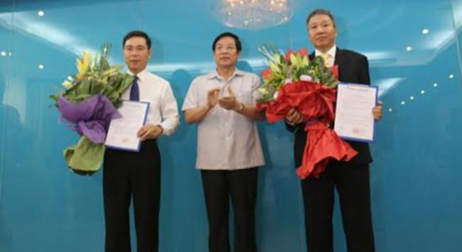 Bộ TT&TT bổ nhiệm 2 lãnh đạo Vụ Quản lý Doanh nghiệp