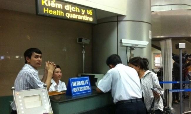 Nguy cơ bệnh Ebola lây sang Việt Nam có thể xảy ra bất cứ lúc nào