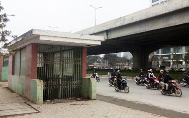 Hà Nội: Hầm đường bộ tiền tỷ… chỉ để chứa nước, chất thải