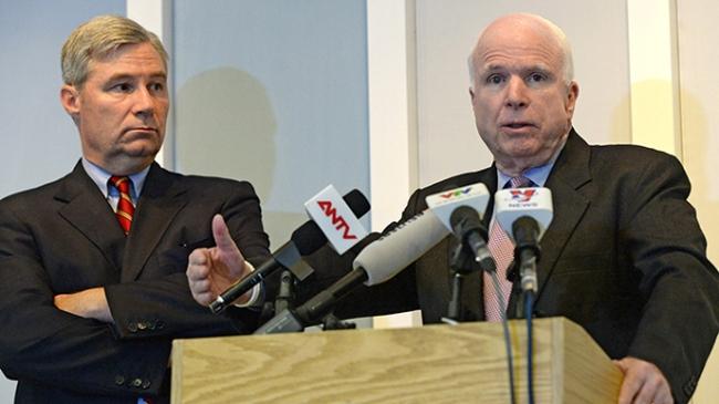 Thượng nghị sĩ John McCain: Mỹ sẵn sàng tăng cường hợp tác quân sự với Việt Nam