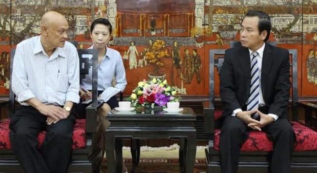 Tập đoàn Unisanpol muốn đầu tư vào Hà Nội