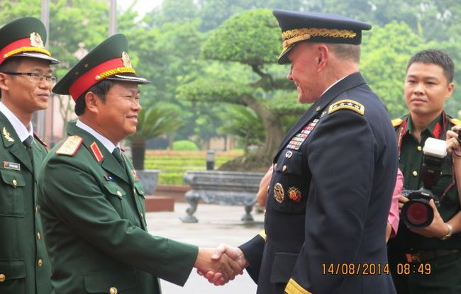 Việt Nam - Hoa Kỳ: Tăng cường hợp tác quốc phòng