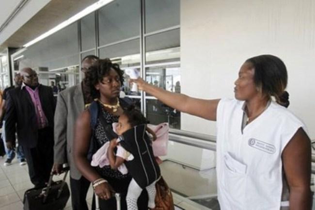 Giám đốc WHO: Tỉ lệ lây truyền Ebola qua đường hàng không rất thấp