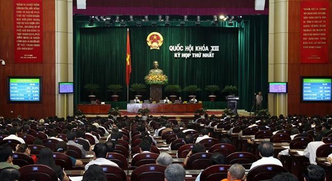 Đề nghị tăng số lượng đại biểu Quốc hội hoạt động chuyên trách
