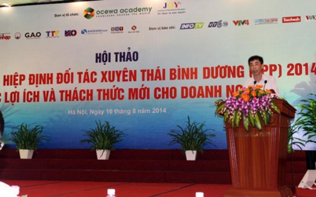 Vào TPP: Thuế giảm sâu, nhiều hàng Việt thêm rộng cửa xuất ngoại