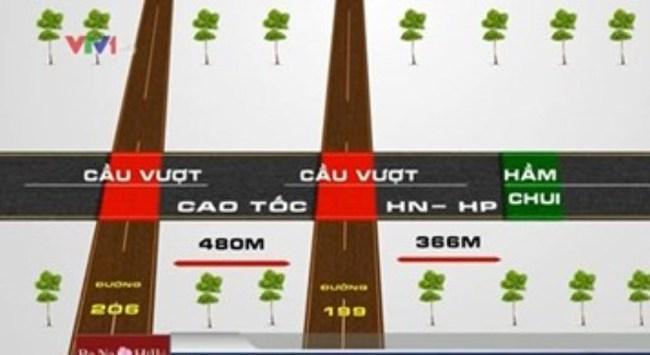 Vì sao cao tốc Hà Nội - Hải Phòng bị dừng thi công gần 3 tháng?